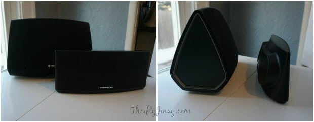 Monster vs. Heos Wireless Network Speakers