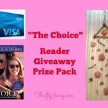 Nicholas Sparks' The Choice In Theaters 2/5 – Reader Giveaway