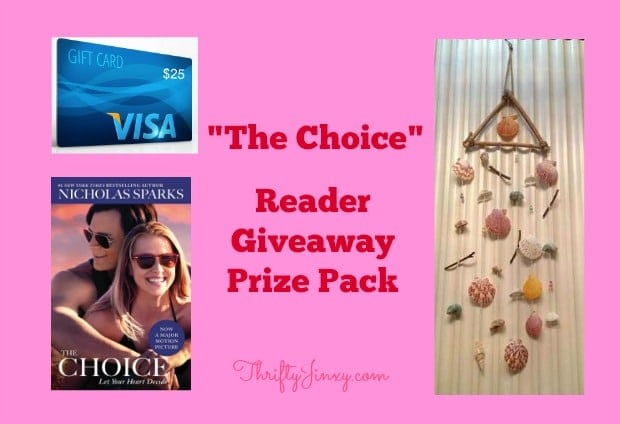 The Choice Prize Pack