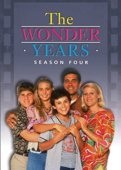 The Wonder Years The Complete Fourth Season