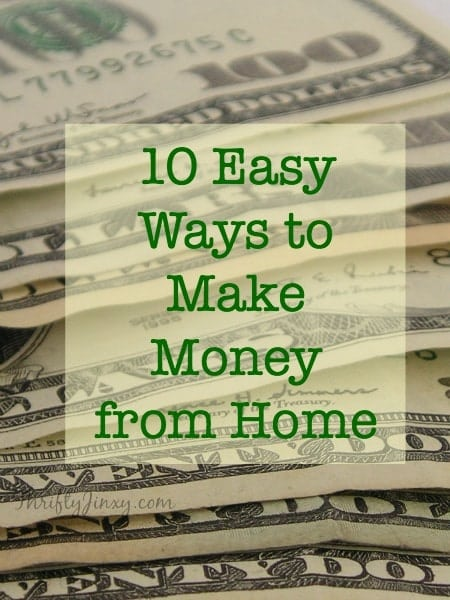 How to make a lot of money fast and easy