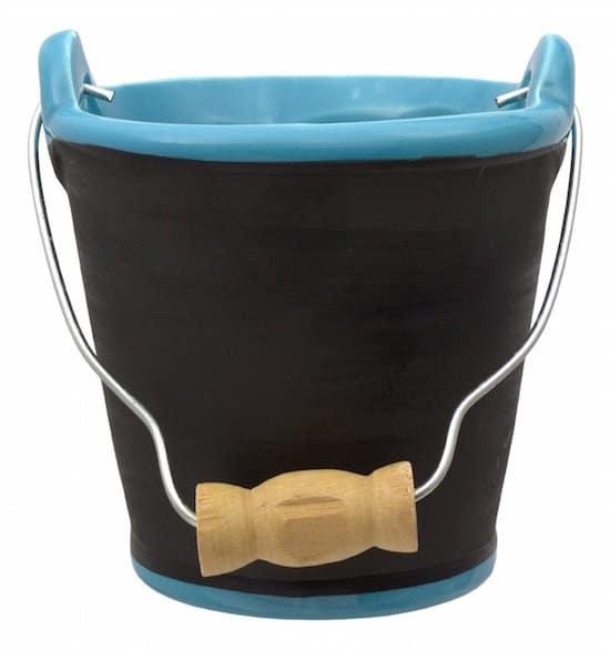 Chalkboard Paint Bucket Easter Basket