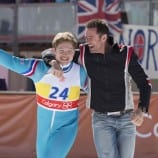 Eddie the Eagle with Taron Egerton and Hugh Jackman in Theaters Feb 26