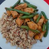 Honey Hoisin Green Bean Chicken Recipe
