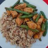 Honey Hoisin Green Bean Chicken Recipe