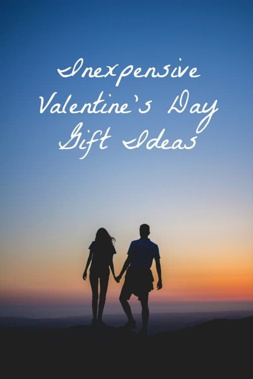 Inexpensive Valentine's Day Gift Ideas