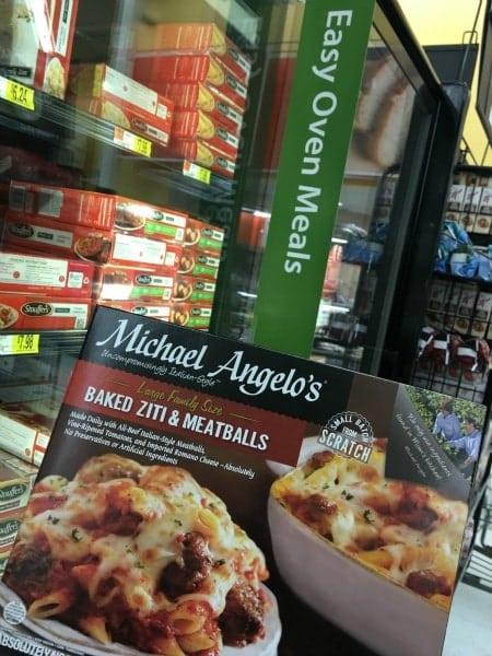 Michael Angelos Gourmet Foods Walmart