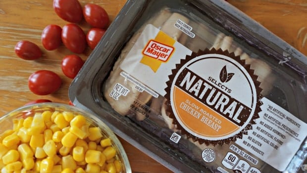 Oscar Mayer Natural Selects Slow Roasted Chicken Breast