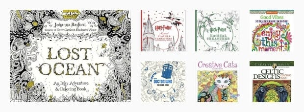 Beautiful Coloring Books For Adults