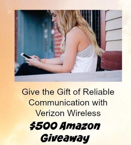 Verizon Giveaway