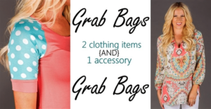 RubyClaire Boutique Grab Bag – 3 Items for $19.99!