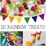 15 Rainbow Treats Recipes