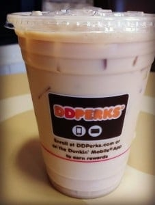 Dunkin' Donuts Pistachio Coffee Mixes Familiarity and Flavor