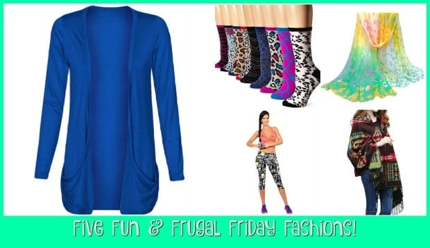 Fun and Frugal Friday Fashions