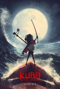 Kubo and the Two Strings in Theaters this August