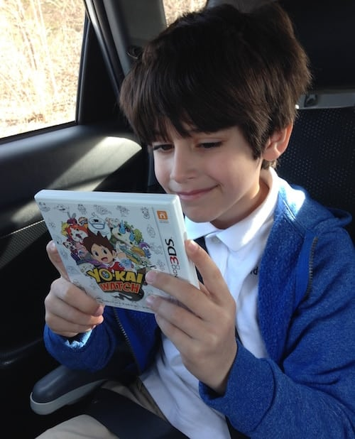 Little R Yo-Kai Watch Game