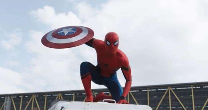 Marvel's CAPTAIN AMERICA- CIVIL WAR Spider Man