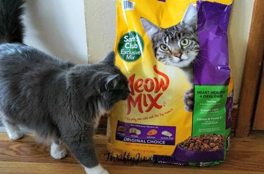 Meow Mix® Heart Healthy + Oral Care