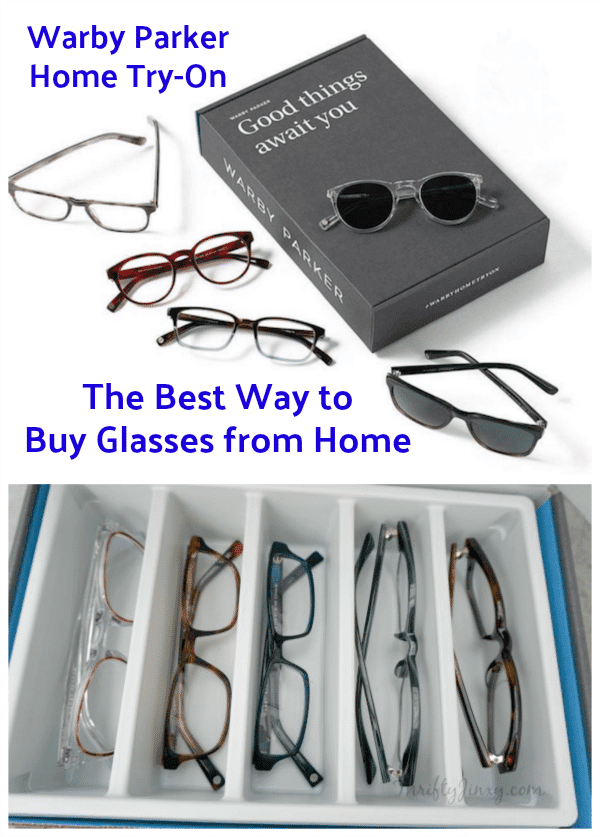 The Best Way to Buy Glasses from Home: Warby Parker Home Try-On ...