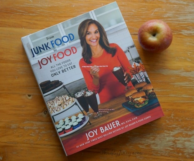 From Junk Food to Joy Food Joy Bauer