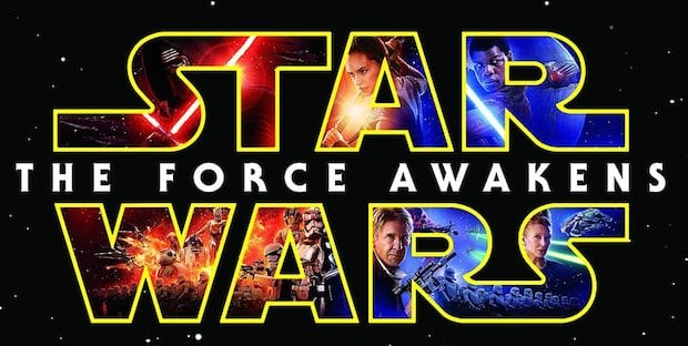 Star Wars: The Force Awakens Movie Night
