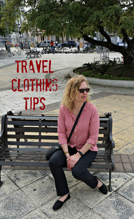 Travel Clothing Tips