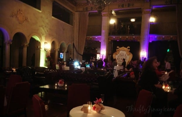Alice Through The Looking Glass Premiere Party Roosevelt Hotel
