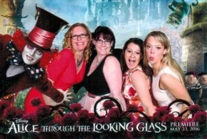 Alice Through the Looking Glass Red Carpet Premiere Experience
