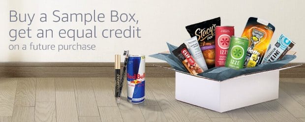 Amazon Sample Box
