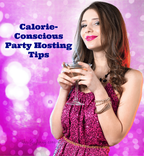 Calorie-Conscious Party Hosting Tips