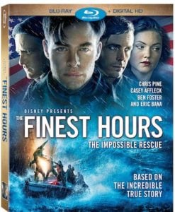 Disney's The Finest Hours Now on Blu-ray and Digital HD + Reader Giveaway