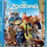 Zootopia Blu-Ray Bonus Features + My Review