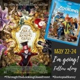 Follow Me and Alice Through the Looking Glass to the Red Carpet!