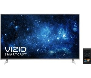 Experience TV in a Brand New Way with the VIZIO SmartCast P-Series Ultra HD HDR Home Theater Display