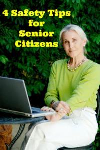4 Safety Tips for Senior Citizens