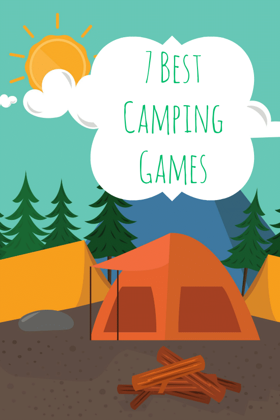 7 Best Camping Games