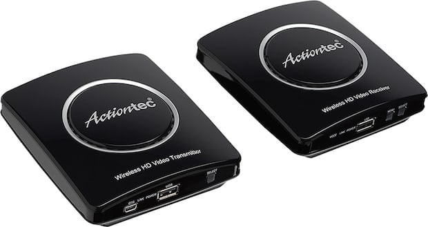 ActionTec Wireless  sc 1 st  Thrifty Jinxy & Watch Cable or Satellite from Any TV in Your House (Without an ... Aboutintivar.Com