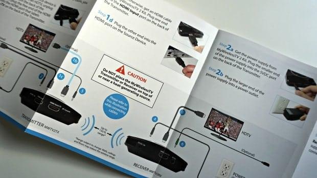 Actiontec MyWirelessTV 2 instructions