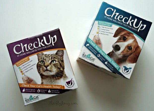 CheckUp Pet Wellness Test