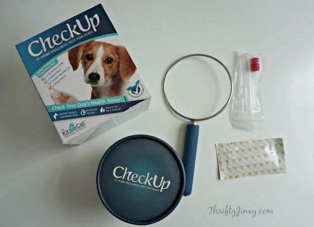 CheckUp Wellness Test Dogs