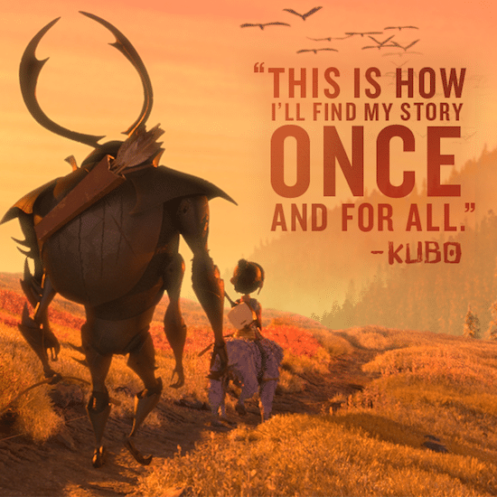 Kubo Two Strings quote