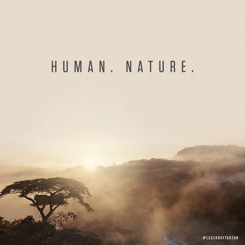 Tarzan Human Nature