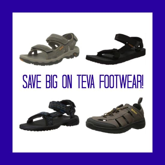 Teva Footwear