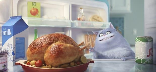 The Secret Life of Pets Chloe Refrigerator