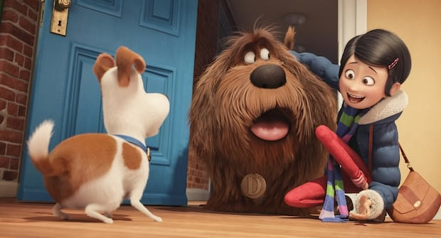 The Secret Life of Pets Welcome Home