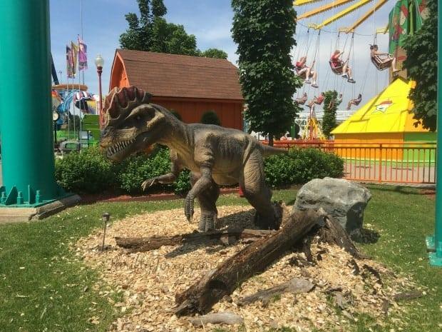 Valleyfair Dinosaurs Alive