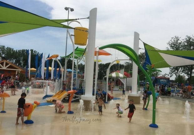 Valleyfair Soak City Barefoot Beach