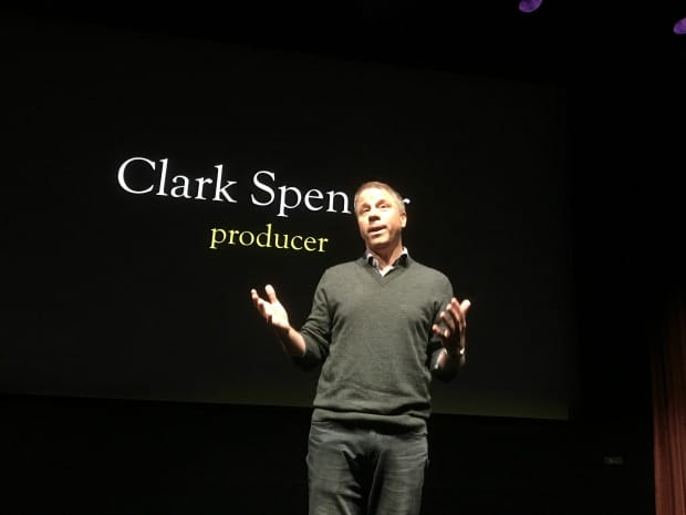 Zootopia Producer Clark Spencer