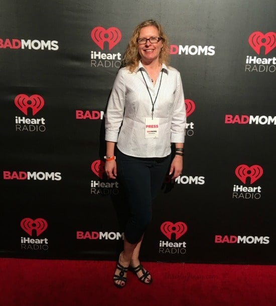 Bad Moms Press Junket Advance Screening
