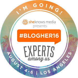 BlogHer '16 – I Will Be There!